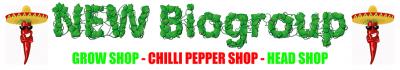 New Biogroup Grow Shop Alessandria